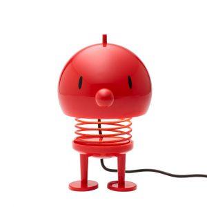 Large Lamp Red 13,5 cm
